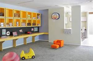 30 basement remodeling ideas inspiration for Basement ideas for kids