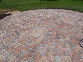 Landscape with Pavers
