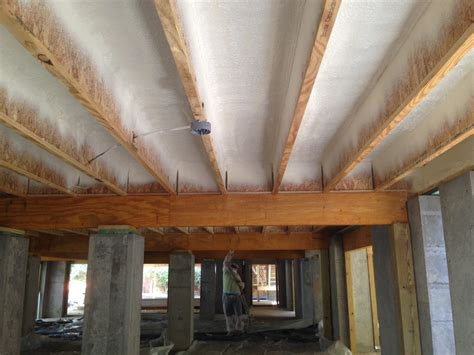 Spray Insulation For Basement Ceiling Basement