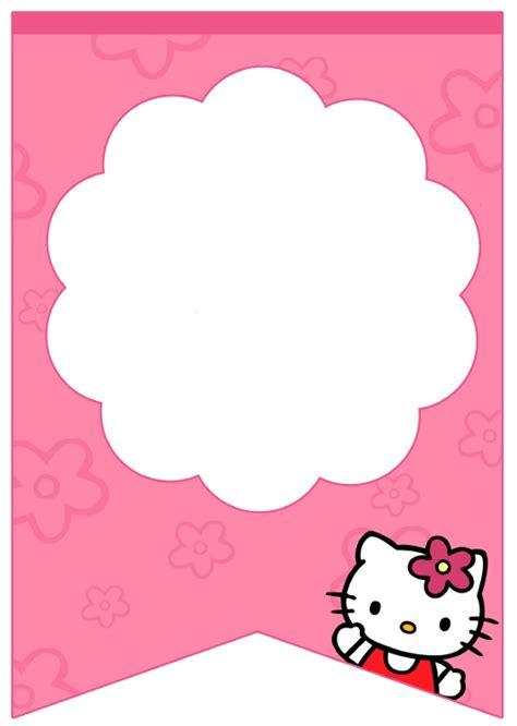 printable  kitty baby shower invitation