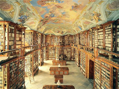 18 Libraries Every Book Lover Should Visit In Their