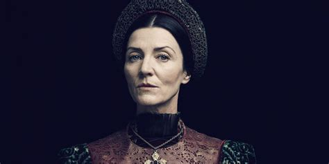 Michelle Fairley Talks About 'The White Princess,' Based on a Real-Life Game of ...