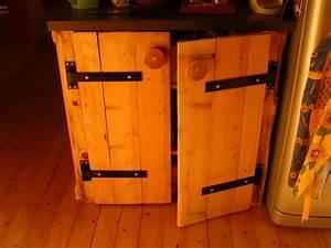 mobilier et recyclage de palettes pour un interieur With fabriquer porte de placard en bois