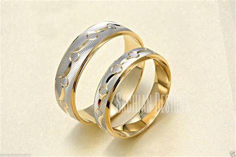 Matching Wedding Bands His And Hers