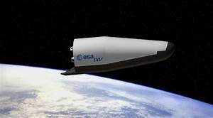 ESA's wingless space plane successfully performed its ...