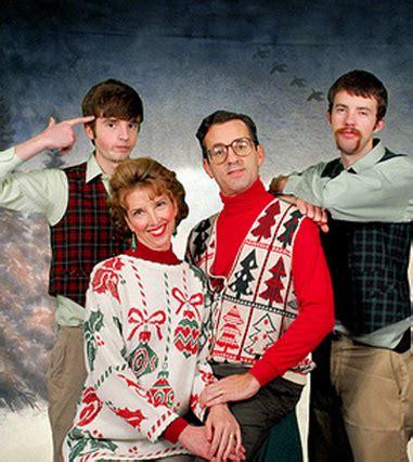 The 50 Most Awkward Christmas Family Photos Ever