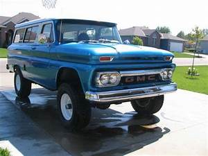1966 Gmc Carryall 4x4