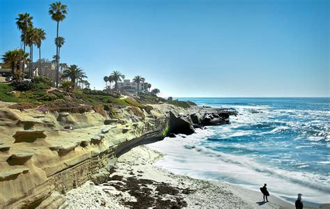 La Jolla by La Jolla Cove A Paradise For Swimming And Diving