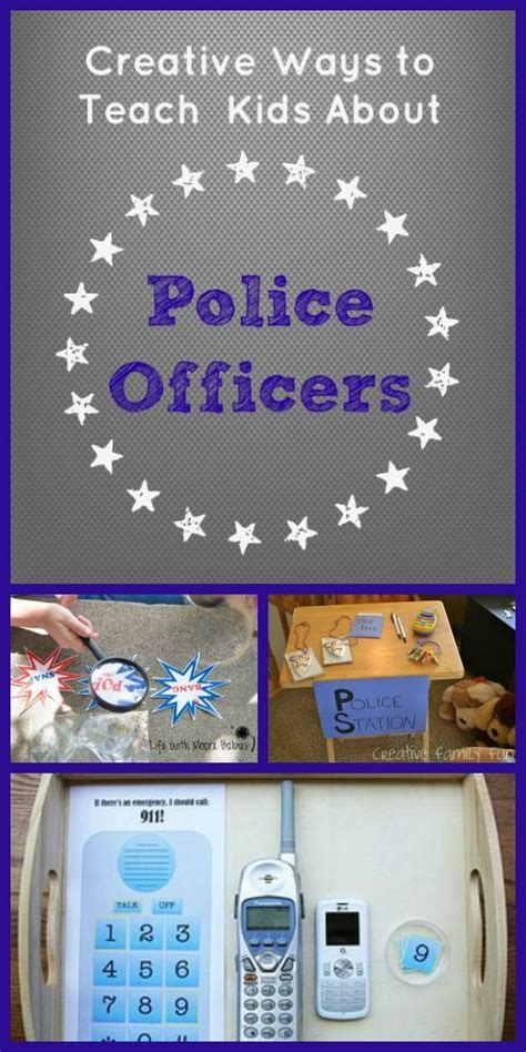 best 25 officer crafts ideas on 229   80c29de6c3ab6c4fb15602edac5952df kids police police wife