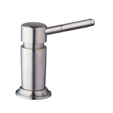 Countertop Mounted Soap Dispenser - grohe deluxe xl countertop mount soap dispenser in