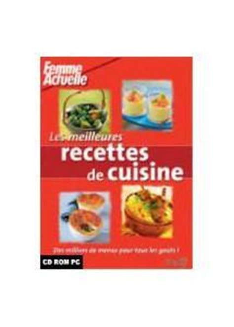 logiciel recette cuisine logiciel cuisine recettes de cuisine femme actuelle