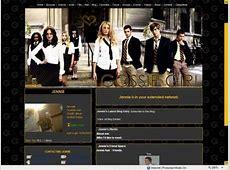 Gossip Girl Myspace Layouts CreateBlog
