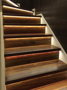 LED Treppenbeleuchtung 22 Innovative Beispiele