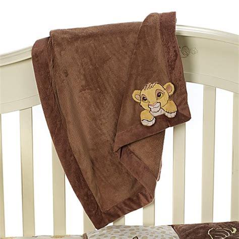 disney baby lion king  wild blanket bed bath