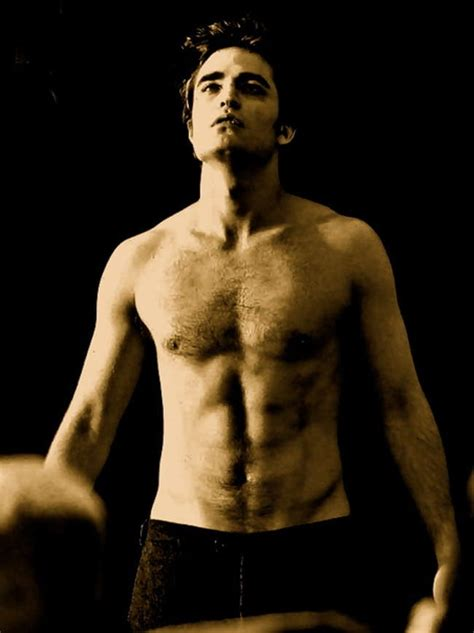 Shirtless Robert Pattinson | Hot Pics, Photos and Images
