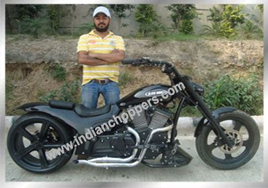 Modified Bikes Showroom In Delhi by Indian Cars And Bikes Modified