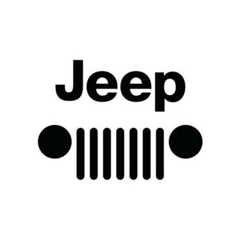 jeep logo drawing jeep grill logo car interior design