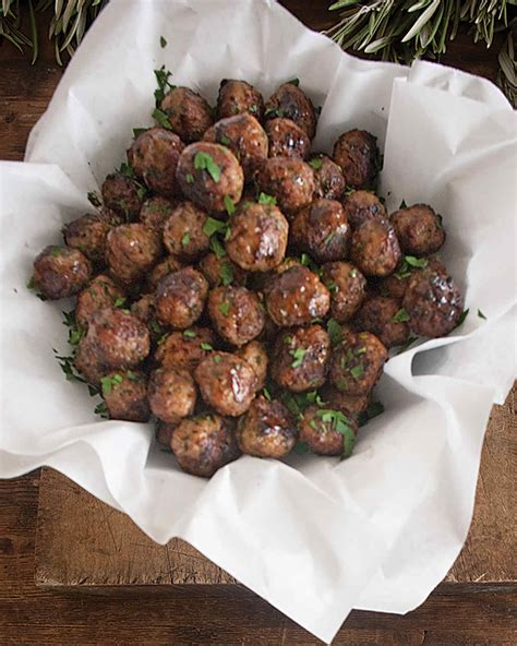 meatball appetizer recipes martha stewart