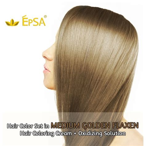 medium golden flaxen hair color set shopee philippines