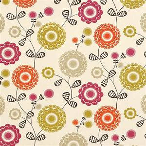 Modern Floral Fabric Patterns