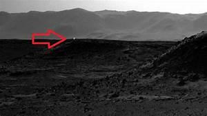 NASA Curiosity rover captures mysterious bright light on Mars