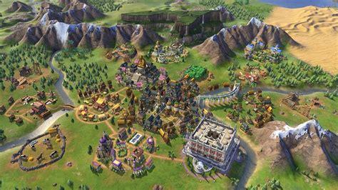 Sid Meier's Civilization Vi Rise And Fall [steam Cd Key