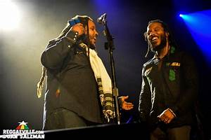 Photos: Ziggy & Stephen Marley @ Exodus 40 Live in Los ...