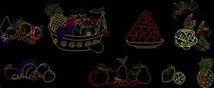 drawings of fruits and vegetables in autocad cad 305 98