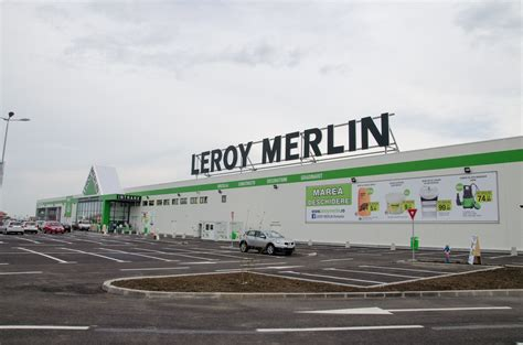 Leroy Merlin Opens Second Store In Cluj-napoca