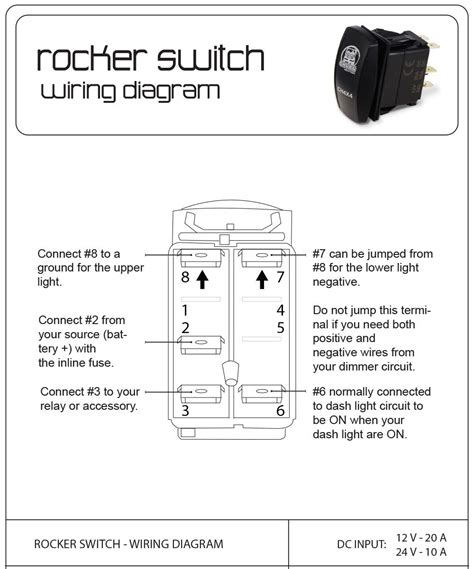 Anyway, has anyone had any experiences using these illuminated rocker switches in their build? Wiring 5 pin rocker switch.. - Page 3 - Ford F150 Forum - Community of Ford Truck Fans