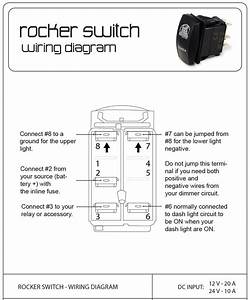 Wiring 5 Pin Rocker Switch   - Page 3
