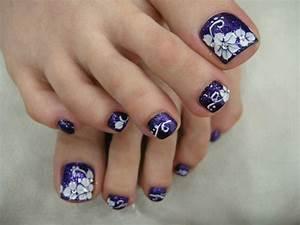 Summer toe nail designs nails