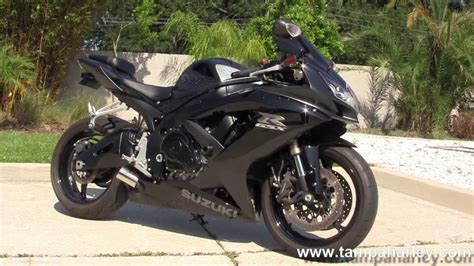 Used 2008 Suzuki Gsxr 600 Motorcycles For Sale In Tampa