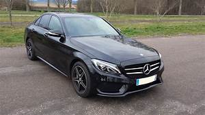 Mercedes Classe C Noir : mercedes classe c 220 bluetec 170 ch bva7 ~ Dallasstarsshop.com Idées de Décoration