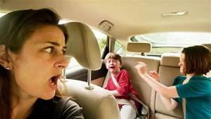 Kids In Cars Worse Than Phone Calls