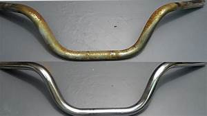 Faire Briller Aluminium Oxydé : restaurer vieux chrome rouill youtube ~ Melissatoandfro.com Idées de Décoration