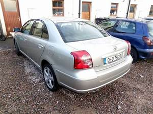 2006 Toyota Avensis D4d Fully Loaded For Sale In Duleek