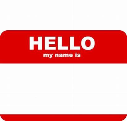 Hello Transparent Tag Clipart Tags L2 Ac