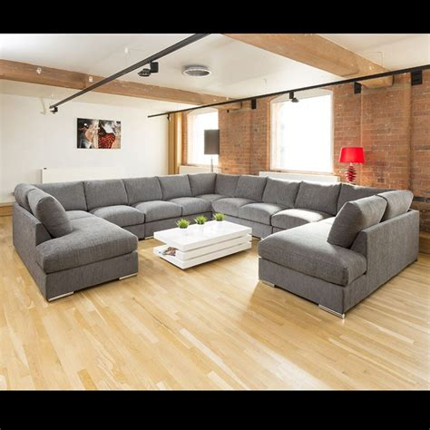Grey Corner Settee by Large Unique Sofa Set Settee Corner C Shape