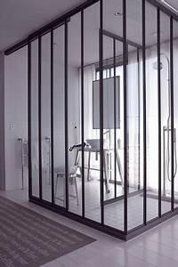 Salle De Bain Style Atelier : une salle de bain inspiration atelier boh decoration lifestyle ~ Teatrodelosmanantiales.com Idées de Décoration