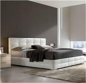 lits rembourres pour un look chic a votre chambre a With decoration des chambre a coucher