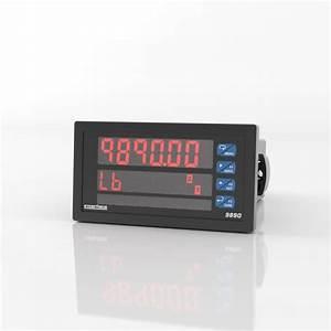 9890 Strain Gage  Load Cell   U0026 Mv  V Indicator