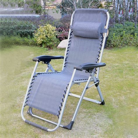 Zero Gravity Chair Replacement Slings by Outdoor Folding Zero Gravity Sling Reclining Chair