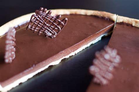tarte au chocolat thermomix aussi sublime que simplissime