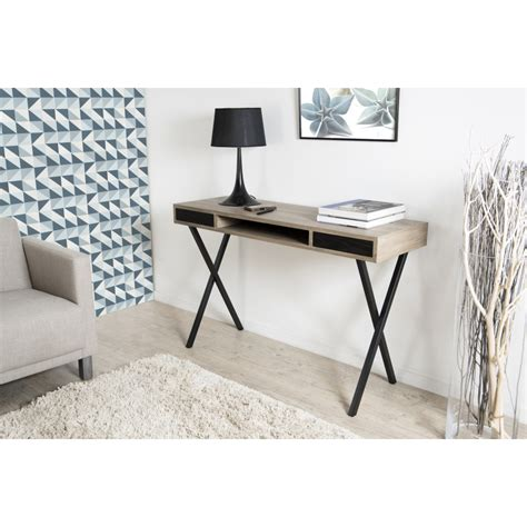 pieds de bureau bureau pieds croisés meubles macabane meubles et