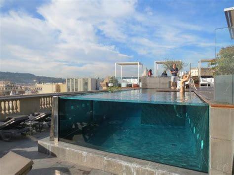 Pool Auf Dem Dach by Der Pool Auf Dem Dach Picture Of Hotel Ohla Barcelona