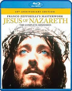 Jesus of Nazareth: The Complete Miniseries Blu-ray