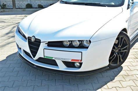 Alfa Romeo Brera Usa by Front Splitter Alfa Romeo Brera Our Offer Alfa Romeo