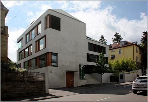 Architekturbüros In Stuttgart by Architekturb 252 Ro In Stuttgart Blocher Und Blocher