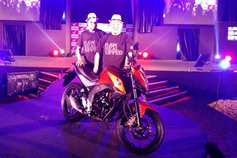 honda cb hornet  launched  rs  autocar india